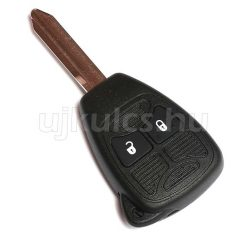 Chrysler 2 gombos kulcsház