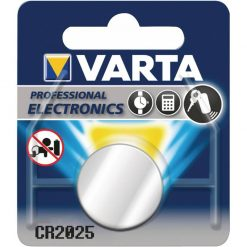 Varta CR2025 líthium gombelem