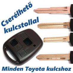 Toyota kulcsház