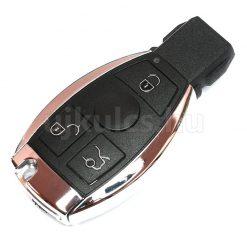 Mercedes króm kulcsház